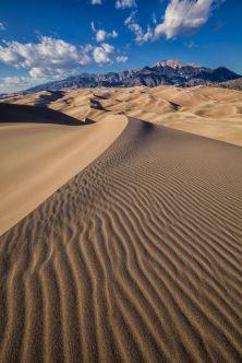 Great Sand Dunes (via Pinterest)